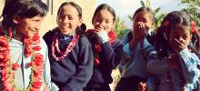 We're enabling girls in rural Nepal to attend school